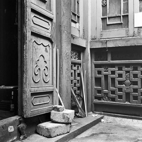 shikumen courtyard