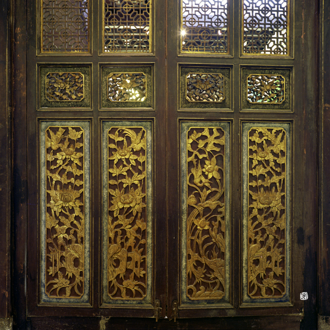 lattice doors